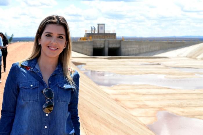 Prefeita Anna Lorena comemora primeiro ano das águas do Rio São Francisco em Monteiro