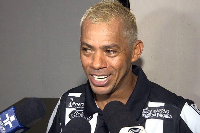 Marcelinho Paraíba sofre isquemia e está internado em CG