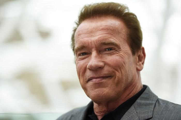 Schwarzenegger faz cirurgia de emergência no coração