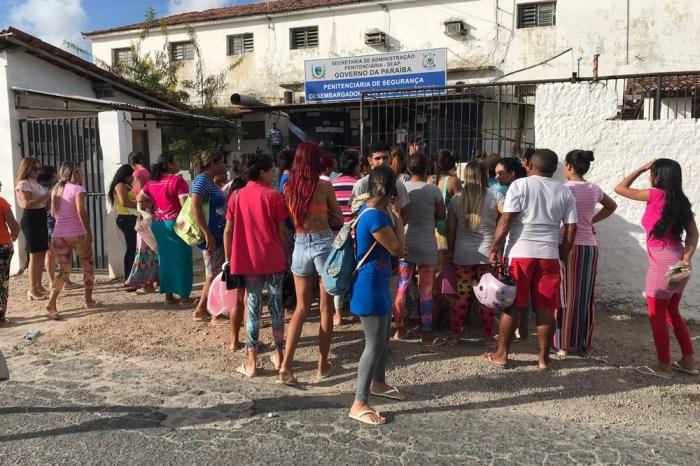 Sete detentos ficam feridos em confusão no Presídio do Roger