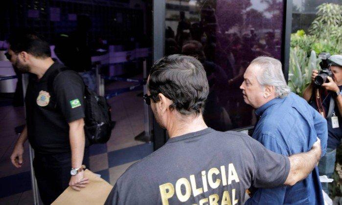 PGR pede para soltar amigos de Temer presos na Operação Skala