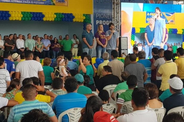 Pedro participa de encontro do PSDB e visita o Cariri da Paraíba