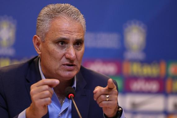 Tite convoca seleção brasileira para Copa no dia 14 de maio