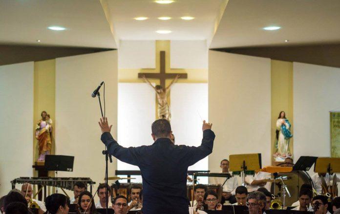 Orquestra Sinfônica da Paraíba fará concerto em duas cidades