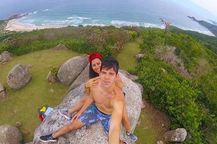 Namoro à distância leva casal a conhecer 21 cidades no Brasil