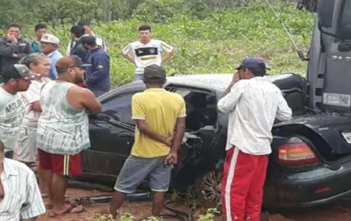 Mais uma vítima: Agricultor morre em acidente no Cariri