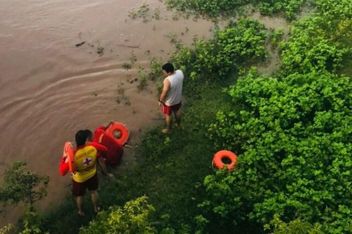 Adolescente desaparece enquanto tomava banho em rio