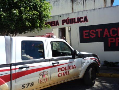 Agentes penitenciários capturam apenado que fugiu de cadeia pública no Cariri