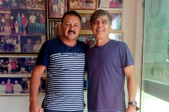 Wellington Roberto recebe apoios em Monteiro e volta a admitir compor chapa do MDB
