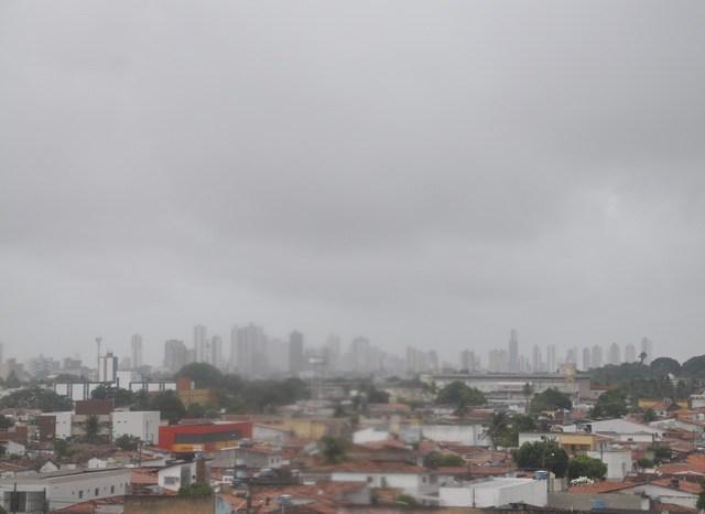 219 municípios estão em alerta para fortes chuvas com perigo potencial