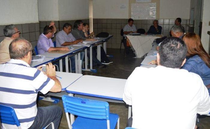 Departamento de Estradas de Rodagem da Paraíba realiza reunião em Sumé