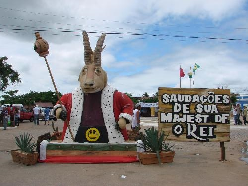 Prefeito de Cabaceiras ainda não sabe se mantém ou não a Festa do Bode Rei 2020