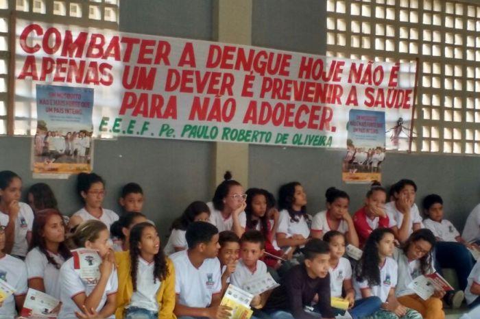 Prefeitura de Sumé realiza Semana de Mobilização em Combate ao Aedes Aegypti