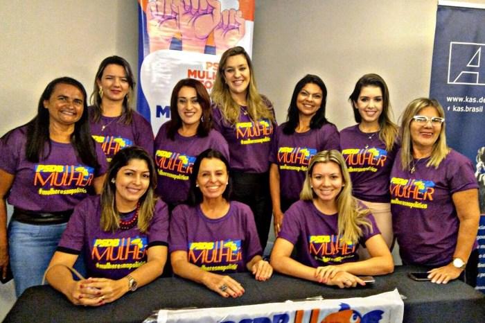 Prefeita de Monteiro participa de seminário promovido pelo PSDB-Mulher em Recife