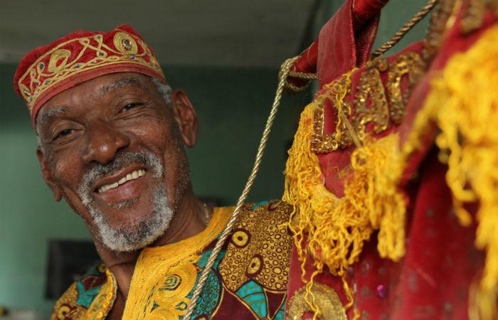 Morre em Olinda mestre do maracatu mais antigo do Brasil