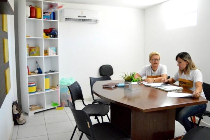 Equipe multidisciplinar do Napse promove semana de conscientização sobre o Autismo