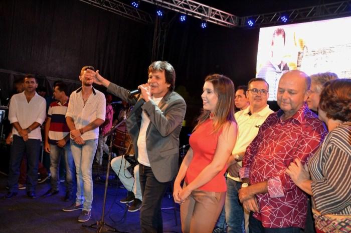 IX Festval de Cultura do Cariri – Zabé da Loca bate recorde de público em Monteiro
