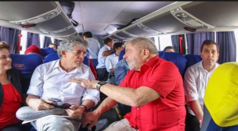 RC diz que irá recorrer de pedido para retirada do guia com Lula