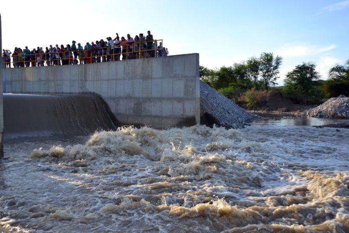 MDR tem prazo de 10 dias para liberar água para canal da Transposição em Monteiro