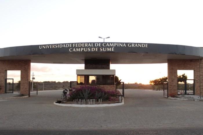 MPF apura ilegalidade em colação de grau na UFCG de Sumé