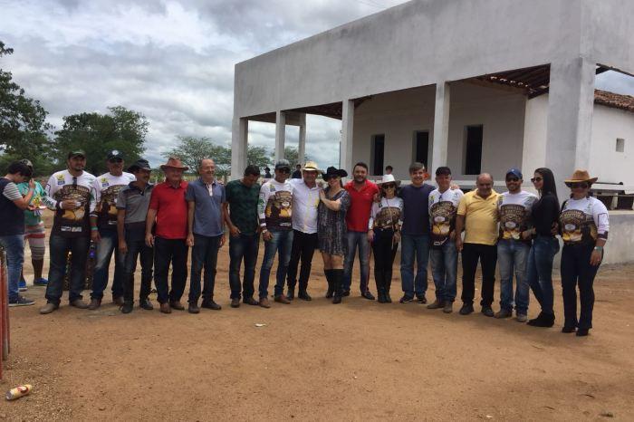 Wellington Roberto visita Monteiro e confirma conversas com José Maranhão