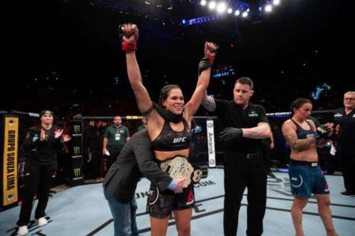 Monteirense Amanda mantém cinturão no UFC Rio