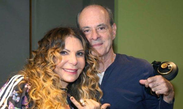 Ney Matogrosso faz participação no novo disco de Elba Ramalho