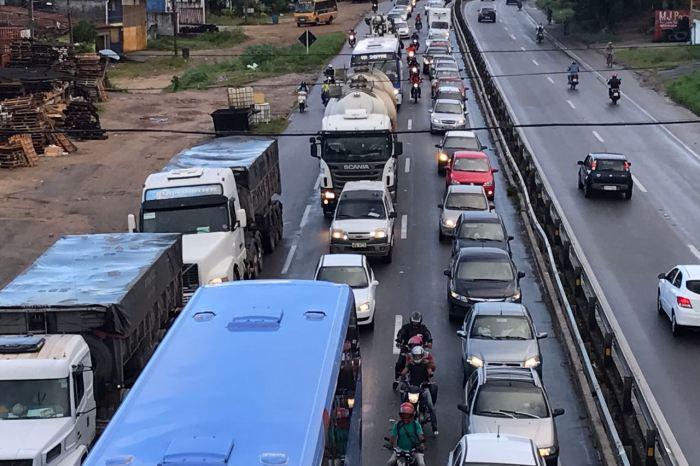 Fim da greve: Rodovias federais não têm mais bloqueios