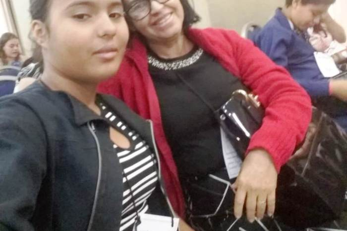 Professora e aluna da rede municipal de Monteiro participam de Conferência em JP