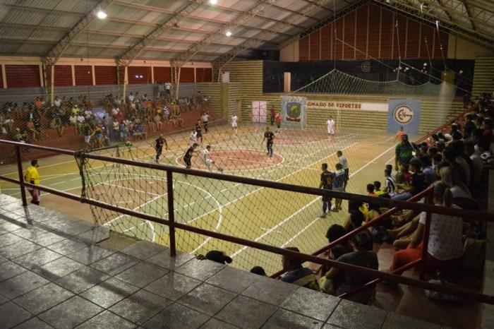 Primeira rodada do Campeonato Sumeense de Futsal é marcada por muitos gols
