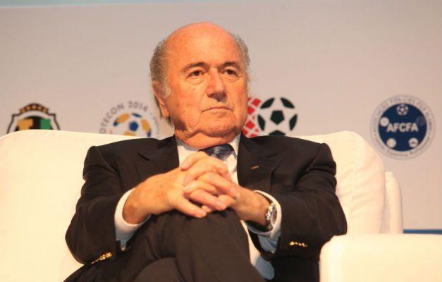 Blatter nega manipulação em sorteio da Copa de 1998