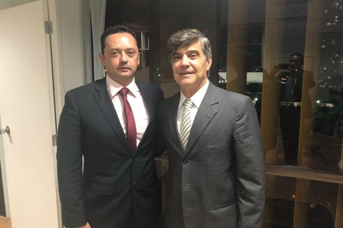 Prefeito Éden Duarte consegue 1 milhão de reais para pavimentação do Bairro Renascer
