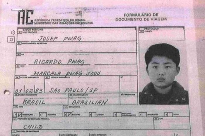 Japão pede para Brasil investigar passaporte de Kim Jong-un