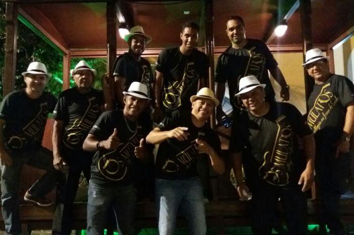 Samba d'Os Mulatos toma conta da Casa da Pólvora em JP