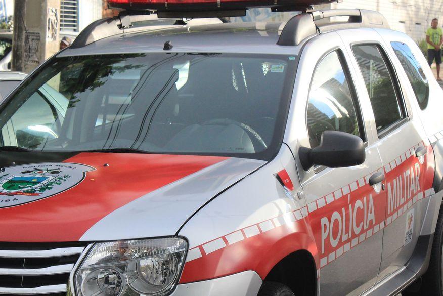 MOÍDOS DA REDAÇÃO: Acusado de assassinar a esposa em Monteiro é preso por policiais militares