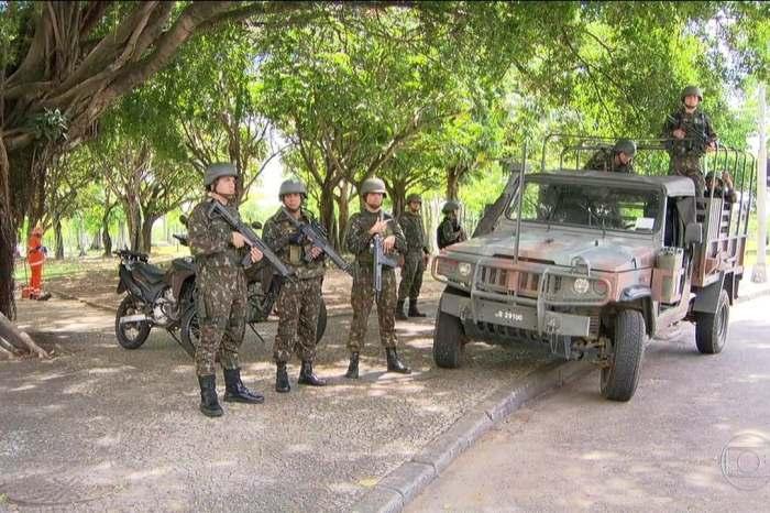 Pleno do TRE vai decidir sobre tropas federais em Pedras de Fogo