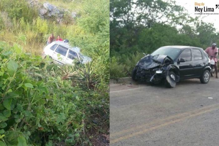 TRAGÉDIA: Comerciantes caririzeiros morrem em grave acidente no Pernambuco