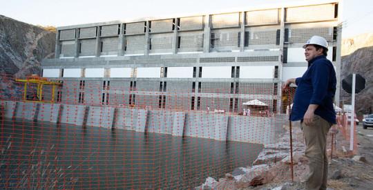Transposição: ministro vistoria eixo norte e projeta chegada das águas