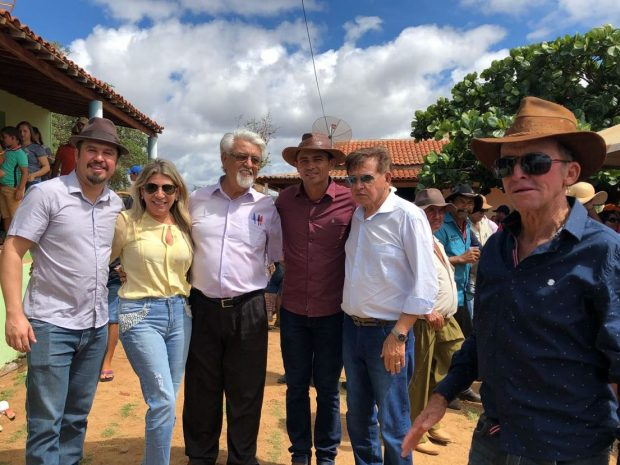 João Henrique e Edna Henrique recebem apoios no Sertão, Cariri e Grande João Pessoa