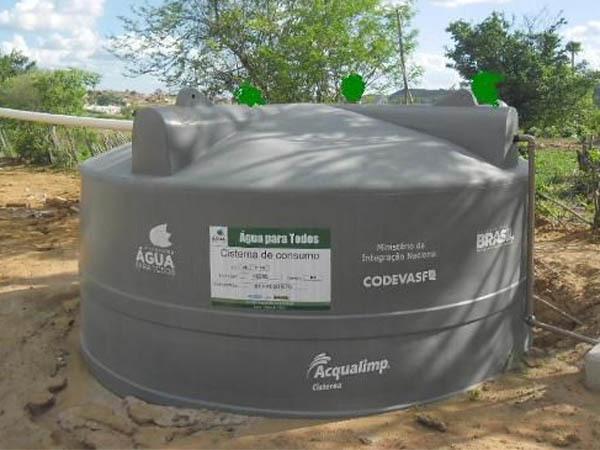 Programa do Governo Federal entrega 12,5 mil cisternas na Paraíba