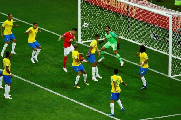 Fifa se recusa a fornecer áudio e vídeo de jogo entre Brasil e Suíça