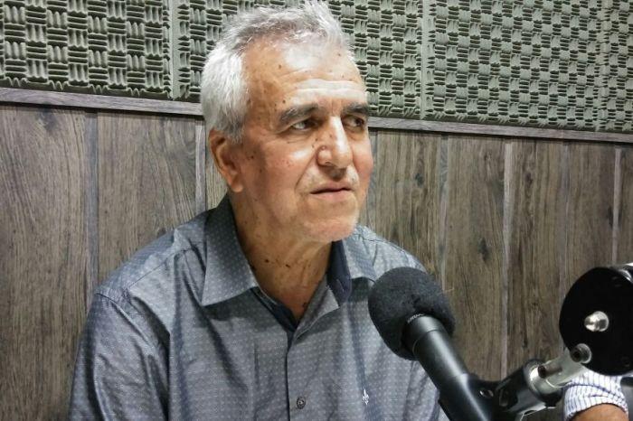 Deputado Buba Germano fala sobre problema de saúde