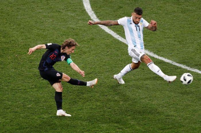 Festa da Croácia e desespero argentino no oitavo dia de Copa