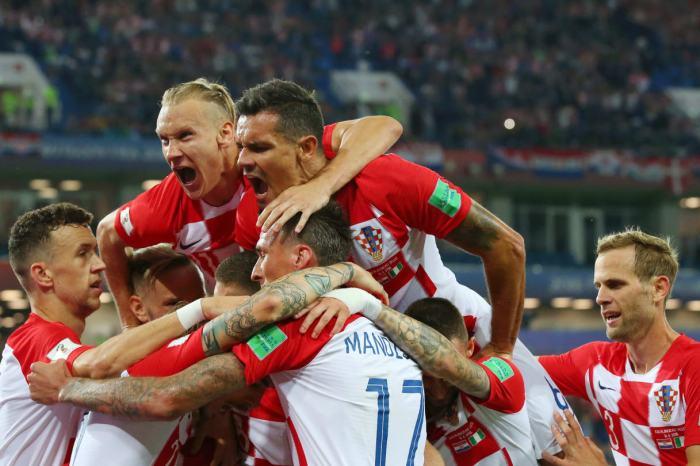 Croácia derrota a Nigéria e assume a liderança do grupo D na Copa