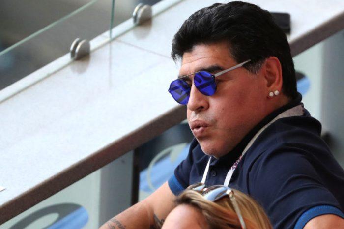 "Maradona exalta ""camisa amarela"" e vê Brasil indo longe na Copa"