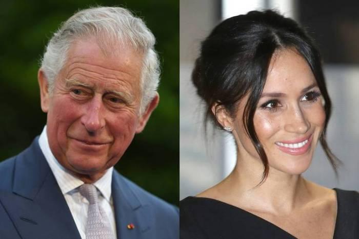 Príncipe Charles chama Meghan Markle por apelido nerd