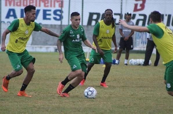 Com time definido, Treze viaja para encarar Atlético-PB em Cajazeiras