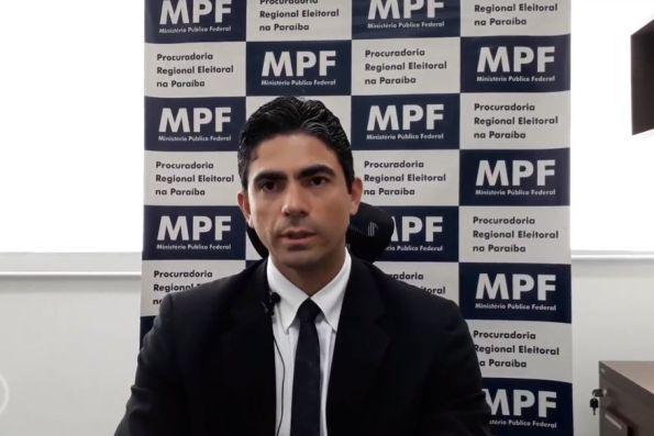 Procurador Eleitoral revela preocupação com fake news na PB
