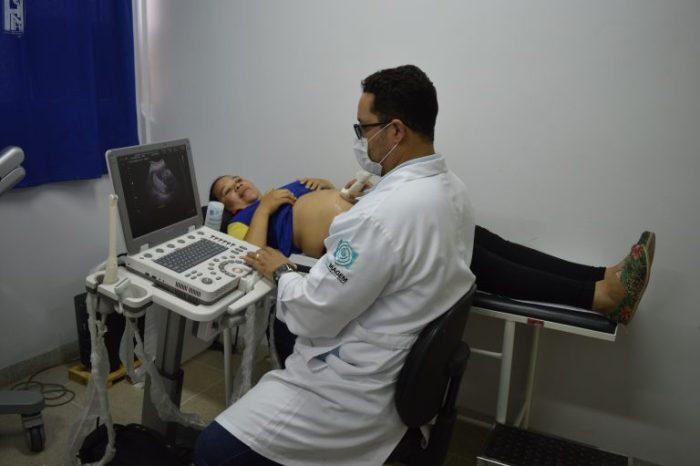 Secretaria de Saúde de Sumé realiza mutirão de ultrassonografia obstétrica