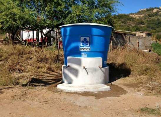 Prefeitura da Prata realiza perfuração e instalação de mais um poço na zona rural